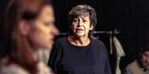 Gabriela Pyšná, Jaroslava Pokorná. Foto: Patrik Borecký